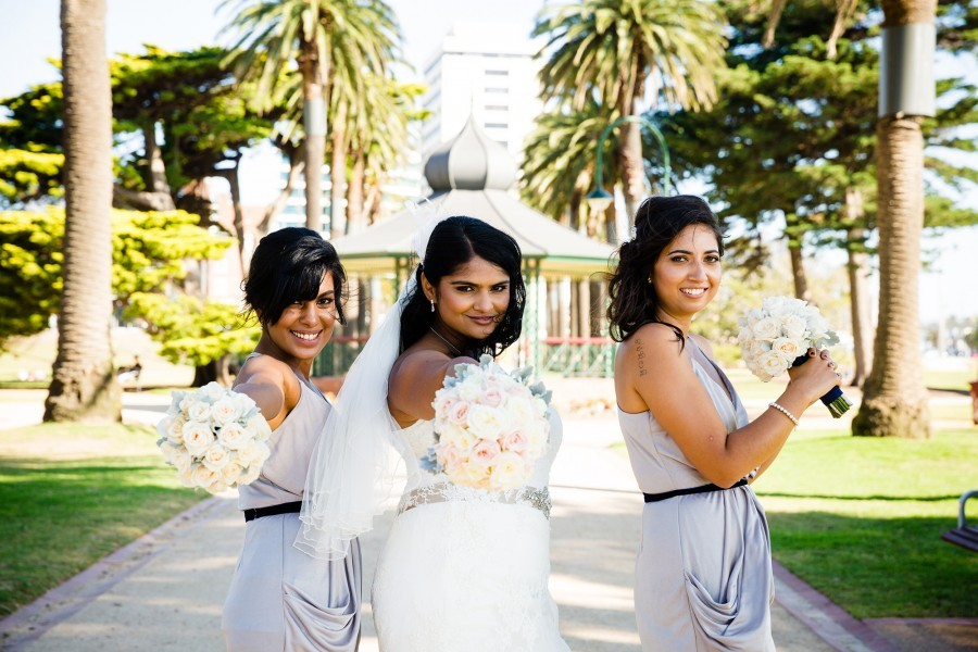 Question, How many bridesmaids is too many?